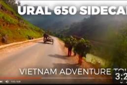 Ural-Sidecar-Vietnam