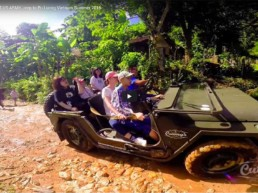 Pu Luong Jeep Tour