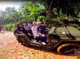 Pu Luong Jeep Tour