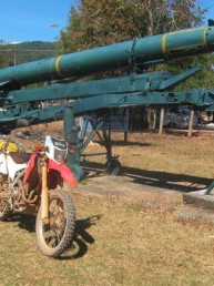 Laos Ho Chi MInh Trail