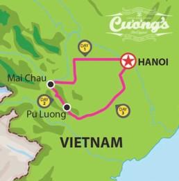 Mai Chau Vietnam