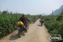 Northeast Vietnam Border Ride