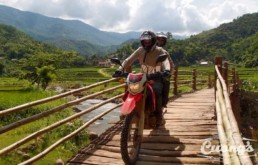 Mai Chau Pu Luong motorbike tour