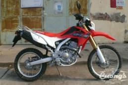 Honda CRF 250L Vietnam