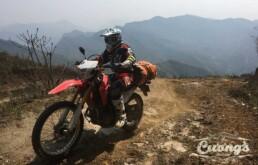 Northwest Vietnam Motorbike tour