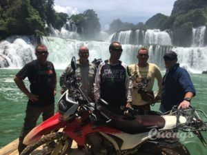 Northeast Vietnam Border Ride