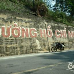 ho chi minh trail Phong Nha