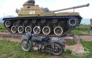 Ho Chi minh Trail Motorbike tour