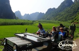 Ho Chi MInh Trail Laos Jeep Tour
