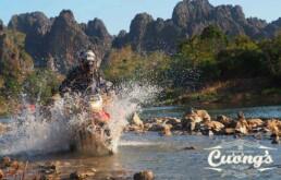 Ho Chi Minh Trail Motorbike
