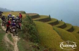 Vietnam off-road loop