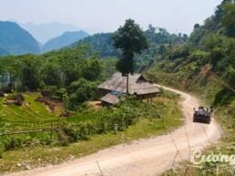 Mai Chau Pu Luong Jeep Tour