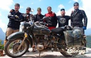 Ural 650 Solo Group