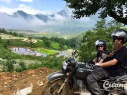 Mai Chau Sidecar Tour
