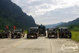 Ho Chi Minh Trail Jeep