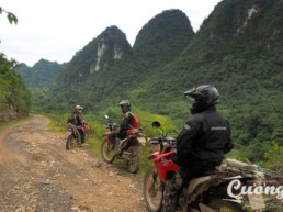 Vietnam Off-road Loop
