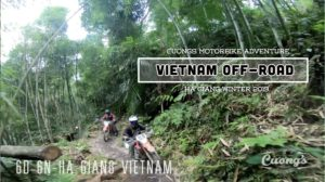 Ha Giang Video Off-road