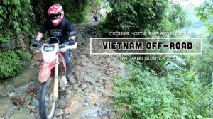 Cuongs Vietnam Monsoon Border ride summer 2019